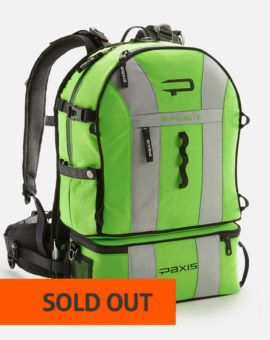 Paxis Pax Mt Pickett Green Backpack Sold Out