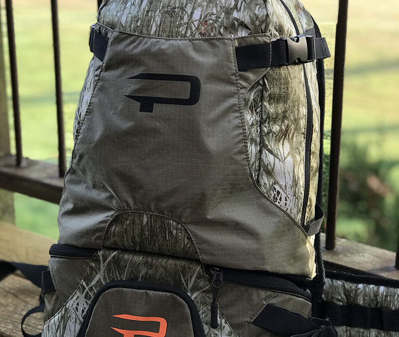 Camouflage Backpack Option on New Twin Lakes Pack