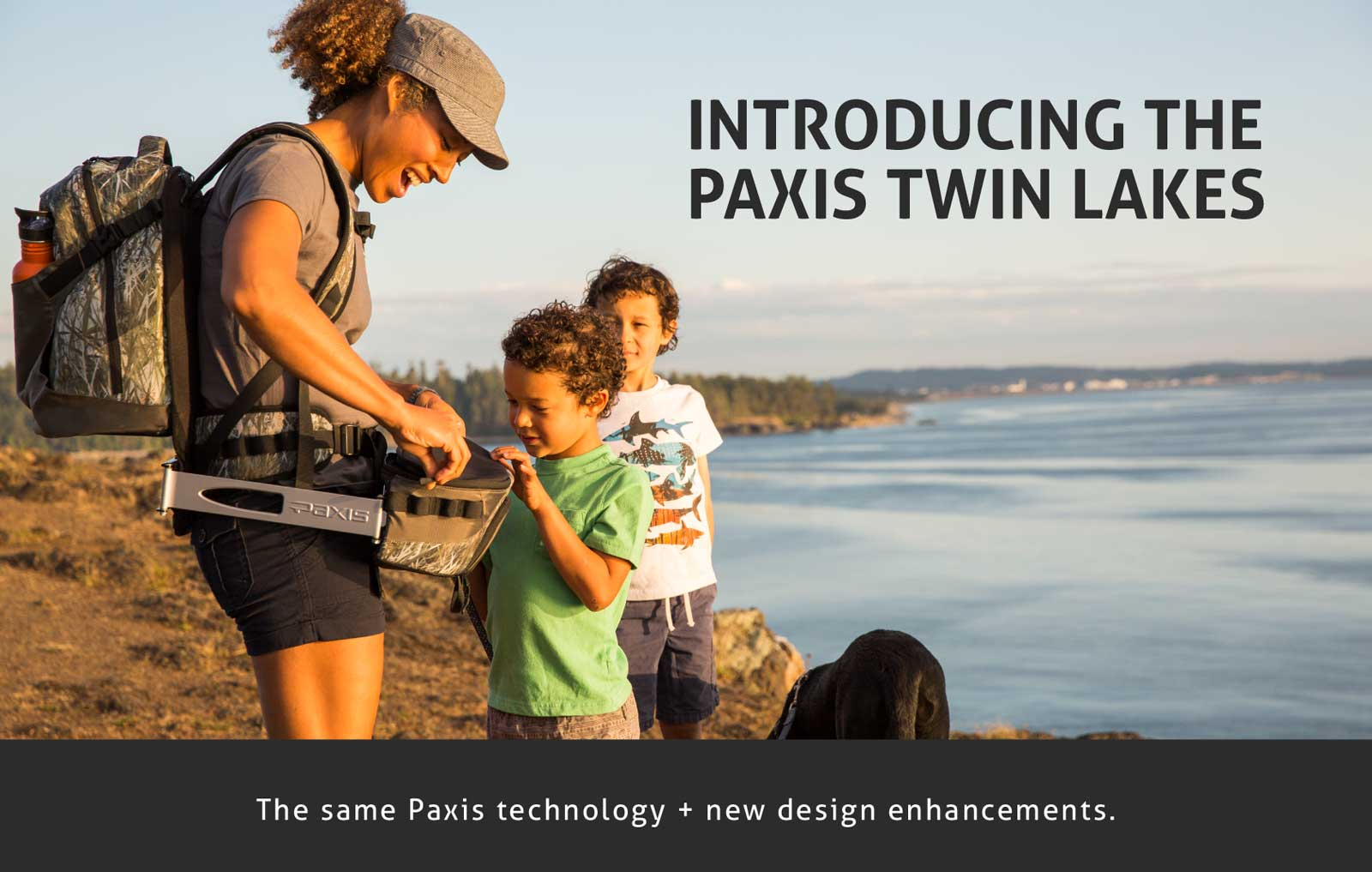 Introducing Twin Lakes Backpack for Moms