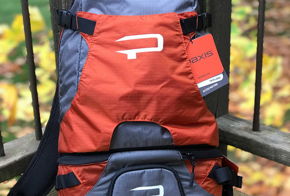 New Twin Lakes Backpack Color Inspired by Distinct Tree