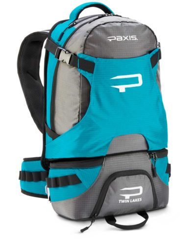 Twin Lakes Paxis Backpack Mineral