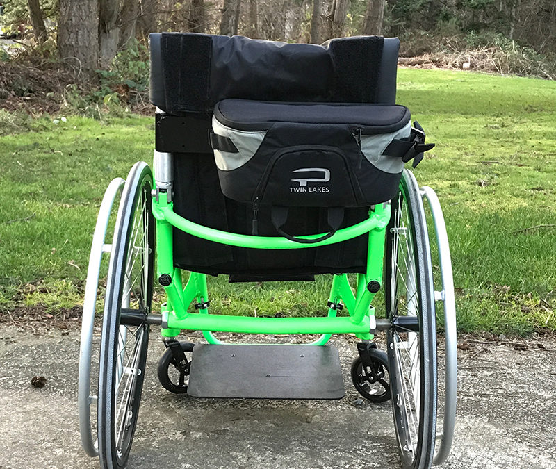 Wheelchair Pod Provides More Accessibility