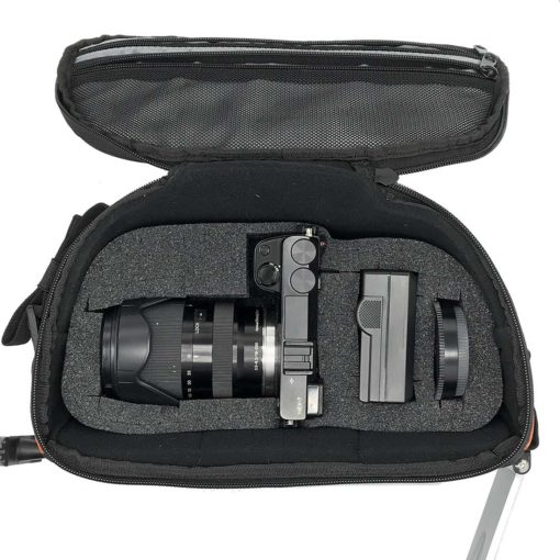 Padded Cell for your Paxis pod, camera carrier